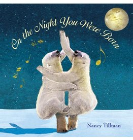 ingram On The Night You Were Born Board Book