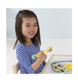 Skip Hop Zoo Training Chopsticks - Bee