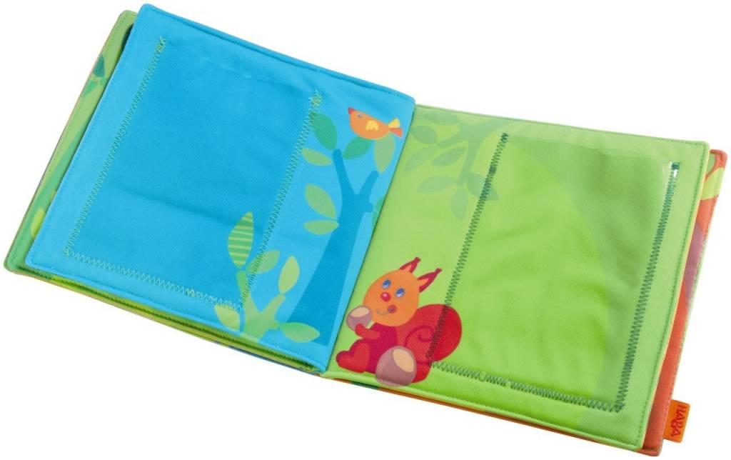 HABA First Photo Album Friends of the Enchanted Forest
