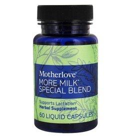 Motherlove More Milk Special Blend Capsules - 60 ct
