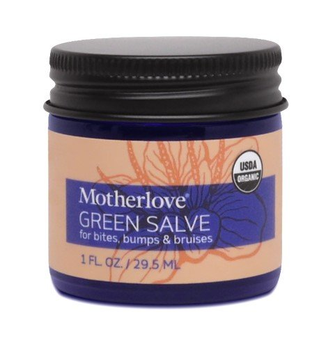 Motherlove Healing Green Salve