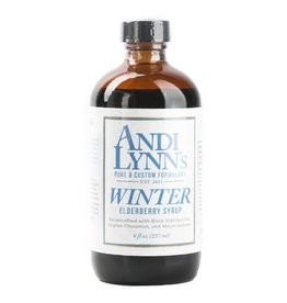Andi Lynn's Winter Blend Elderberry Syrup