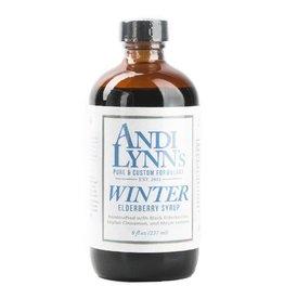 Andi Lynn's Winter Blend Elderberry Syrup