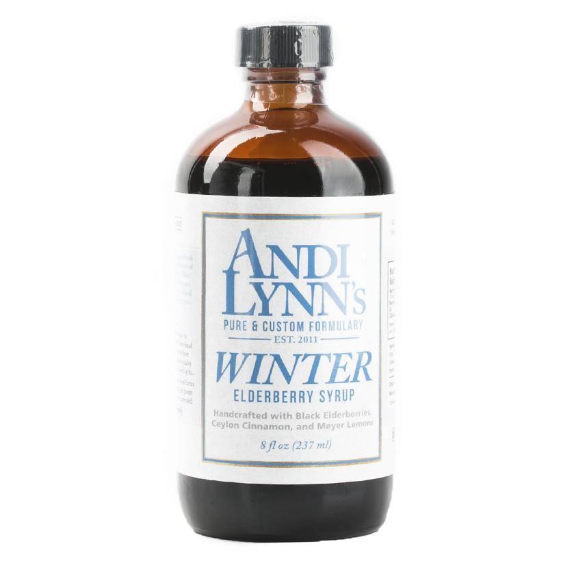 Andi Lynn's Andi Lynn's Winter Blend Elderberry Syrup 8 oz