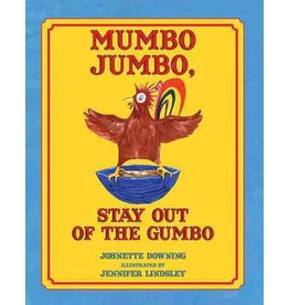 Books Mumbo Jumbo Stay Out of the Gumbo
