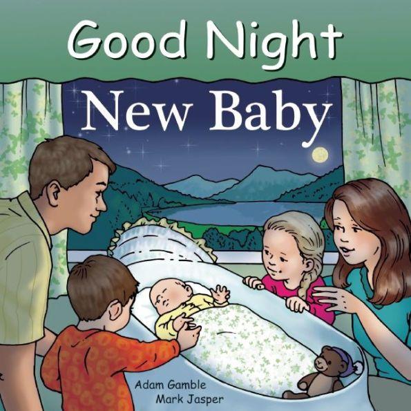 Books Good Night, New Baby