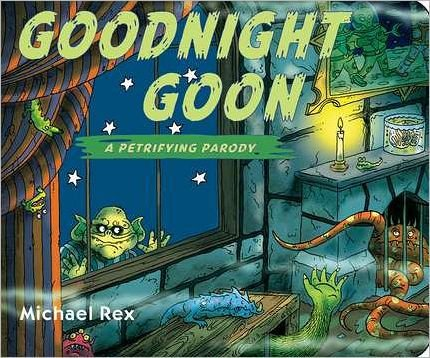 Books Goodnight Goon Board Book