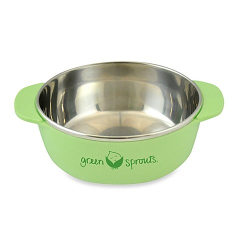 Green Sprouts Green Sprouts Stainless Steel Bowl