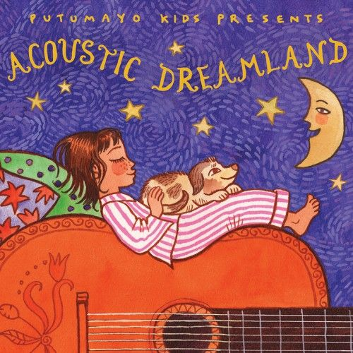 putumayo Acoustic Dreamland Music CD