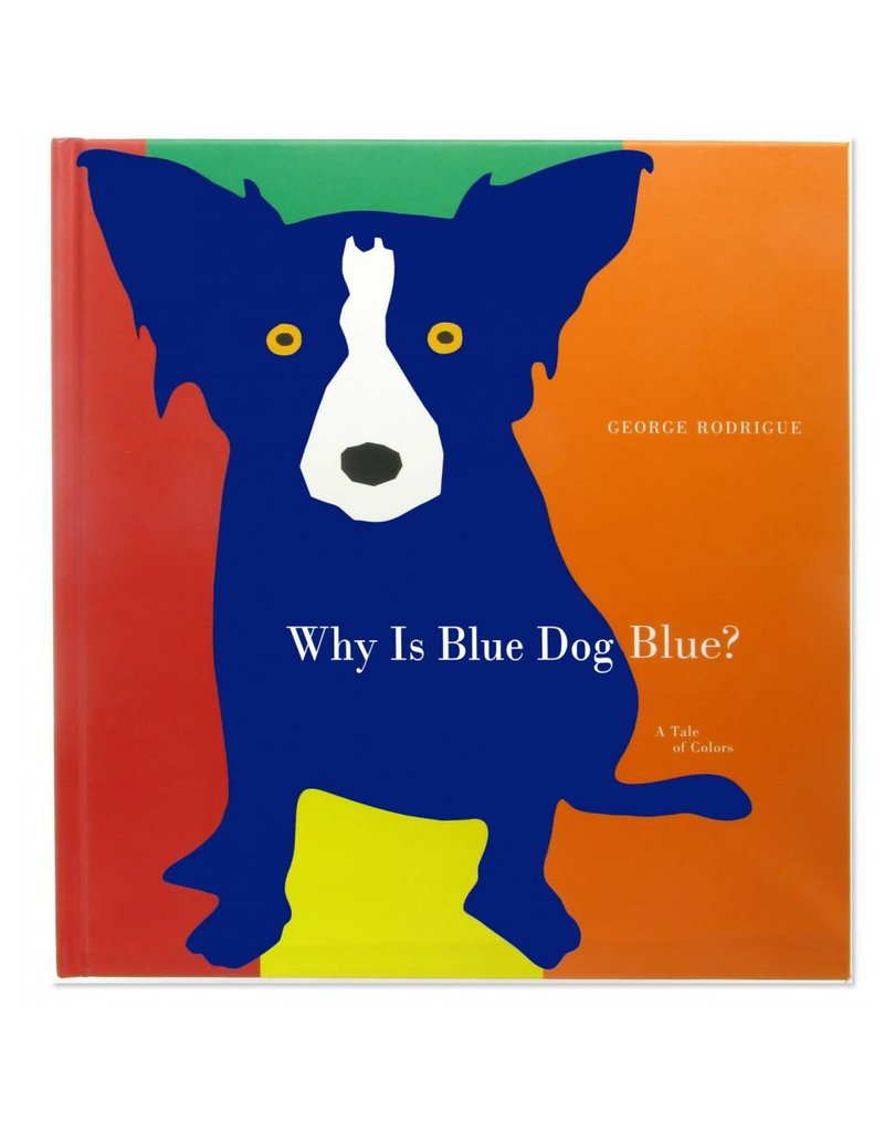 Forest Sales Why Is Blue Dog Blue?