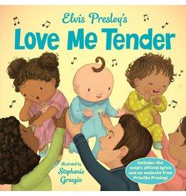 Books Elvis Presley's Love Me Tender