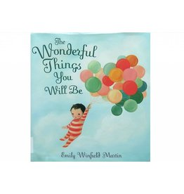 Books The Wonderful Things You Will Be