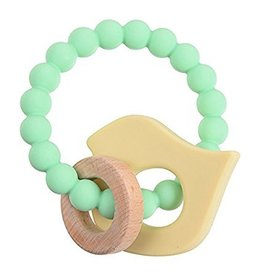 Chewbeads Chewbeads Baby Bird Brooklyn Teether