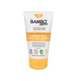 Bambo Nature Bambo Nature Sunny Day Mineral - Based Sunscreen