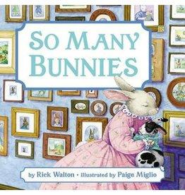 Books So Many Bunnies (Board Book)