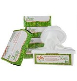 Shoots Dry Bamboo Wipes