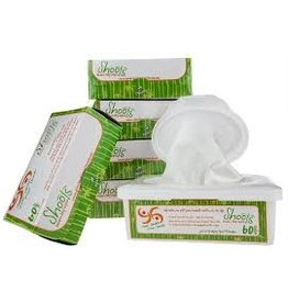 Dry Bamboo Wipes