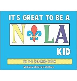 Books NOLA Kid Coloring Book