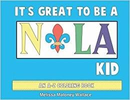 Books NOLA Kid Coloring Book
