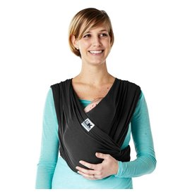 Baby K'Tan Baby K'Tan Breeze Baby Carrier - Black