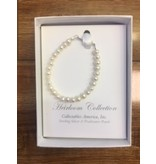 Collectables America Heirloom Freshwater Pearl Bracelet
