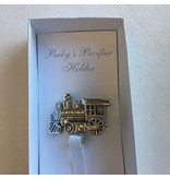 Collectables America Choo-Choo Train Pewter Paci Holder