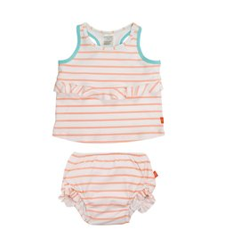 LASSIG Tankini Set - Sailor Peach