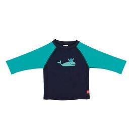 LASSIG Long Sleeve UPF Shirt - Blue Whale