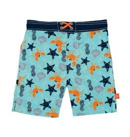 LASSIG Splash & Fun Board Shorts - Star Fish