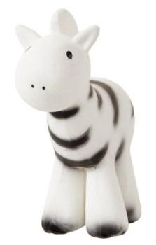 Tikiri Tikiri Zebra Rattle Toy