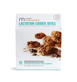 Milk Makers Milkmakers Chocolate Chip Lactation Cookie Bites 10 pk
