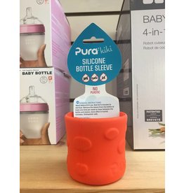 Pura Pura Kiki Short Pebble Sleeve Orange 5 oz