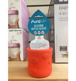 Pura Pura Kiki Short Pebble Sleeve Orange 5 oz