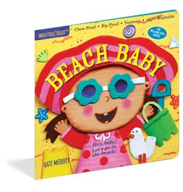 Indestructibles Baby Books Indestructibles: Beach Baby