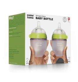Comotomo Comotomo Baby Bottle (2-Pack)