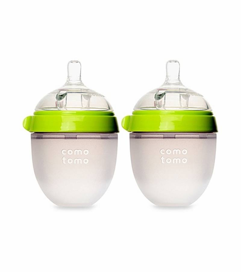 Comotomo Comotomo Baby Bottle (2-Pack)