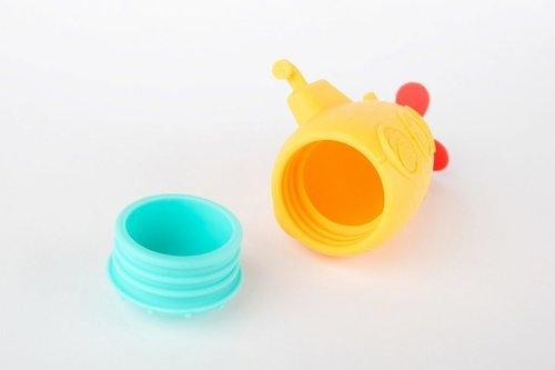 Marcus & Marcus Submarine Squirting Silicone Bath Toy