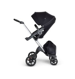 Stokke Stokke® Xplory® Silver Chassis with Black Handle 2018
