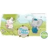 Meiya & Alvin Meiya The Mouse Soft Toy