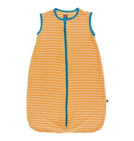 KicKee Pants KicKee Pants Lightweight Sleeping Bag - Tamarin Brazil Stripe