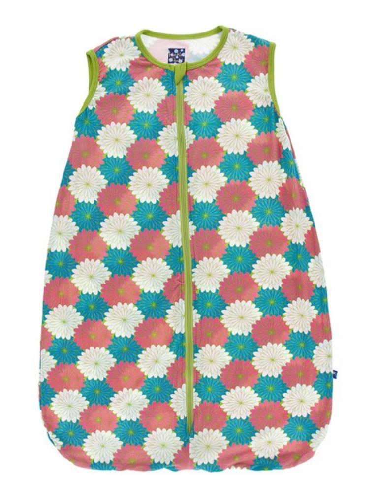 KicKee Pants KicKee Pants Lightweight Sleeping Bag - Tropical Flowers