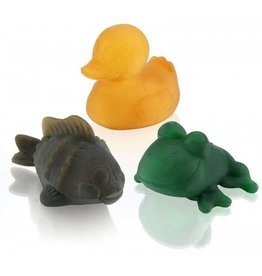 Hevea Hevea Pond Bath Toys - Colorful Giftset