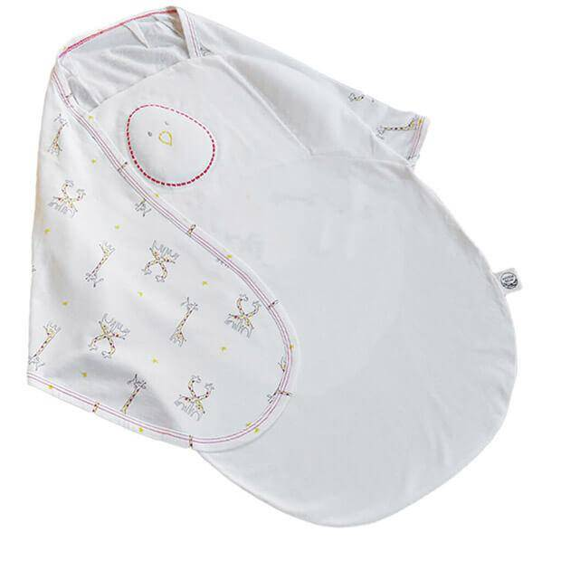 Nested Bean Nested Bean Zen Swaddle Premier Starry Safari