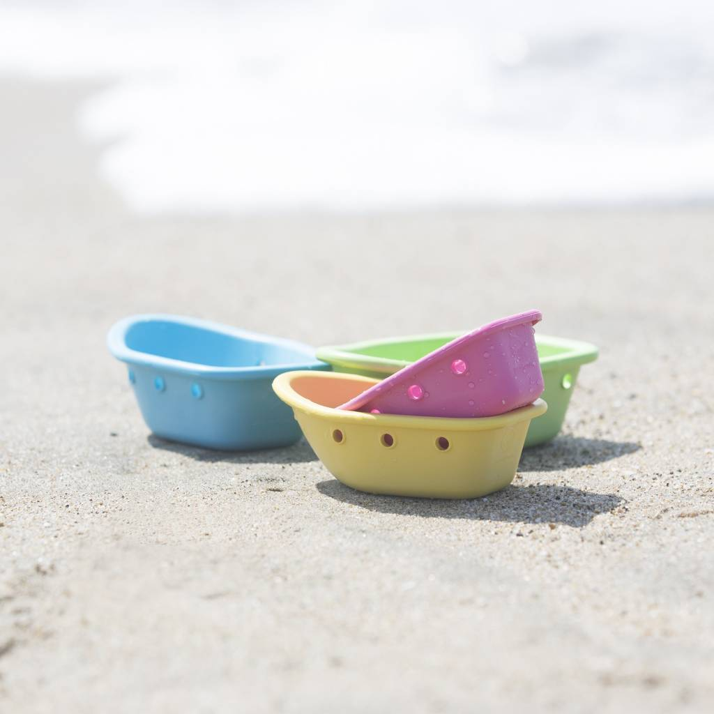 Green Sprouts Green Sprouts Floating Boats - 4 pack