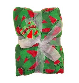 Imagine Baby Watermelon Bamboo Swaddling Blanket