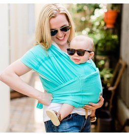 Baby K'Tan Baby K'Tan Breeze Baby Carrier - Teal
