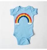 Bon Temps Boutique Bon Temps Rainbow Snowball Onesie
