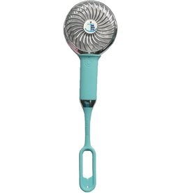 nikiani Crew COOL Portable Fan - 3-speed USB Rechargable