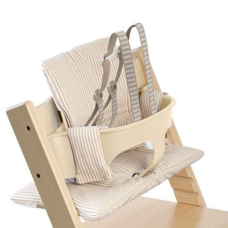 Stokke Stokke Tripp Trapp Cushion In Stripe