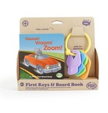 Green Toys First Keys & Board Book Set